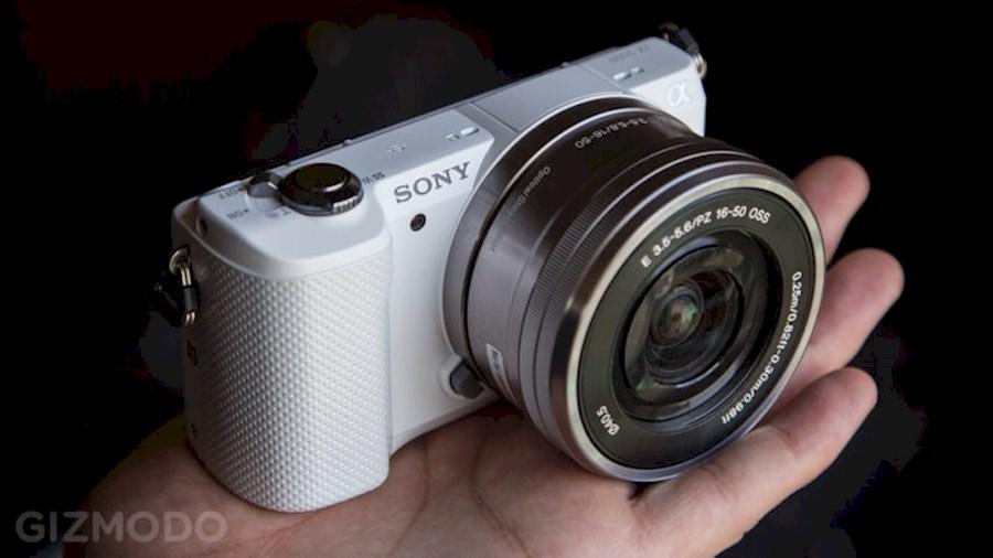 Louez Sony a5100 de Kimberley
