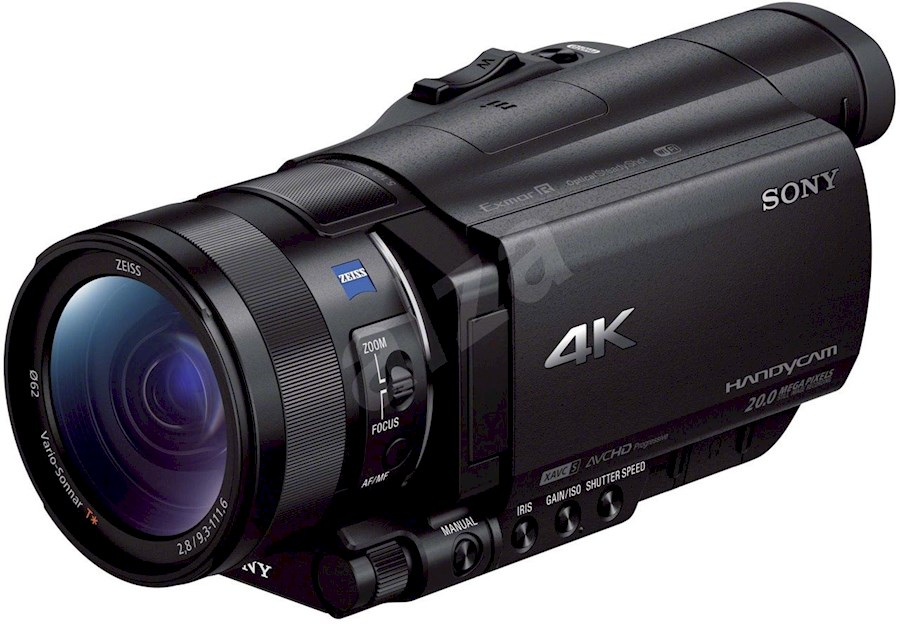 Rent SONY FDR AX100 - 4K CA... from Wesley