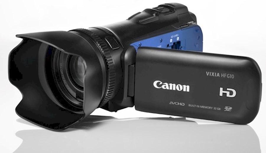 Huur Canon HF-G10 van Jurriaan