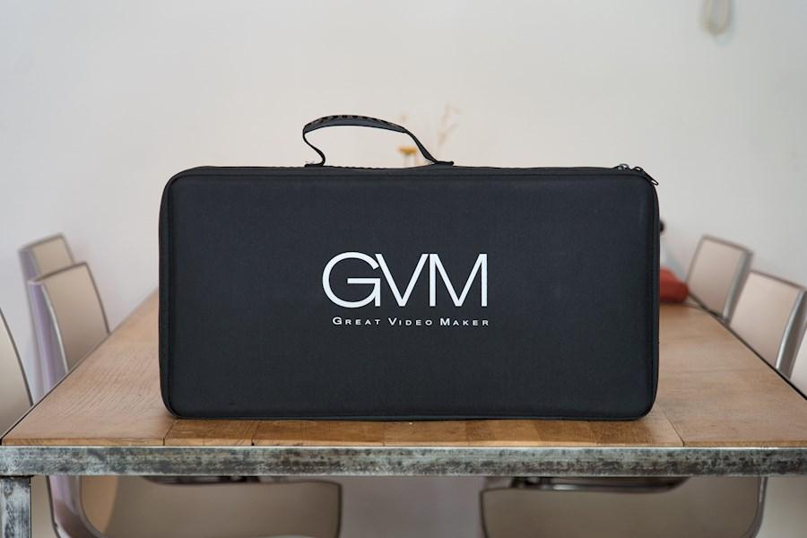 Huur GVM 480LS 3 Led Kit bi... van RED PANDA PRODUCTIONS