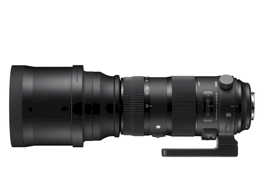 Rent Sigma 150-600 MM HSM S... from Henk