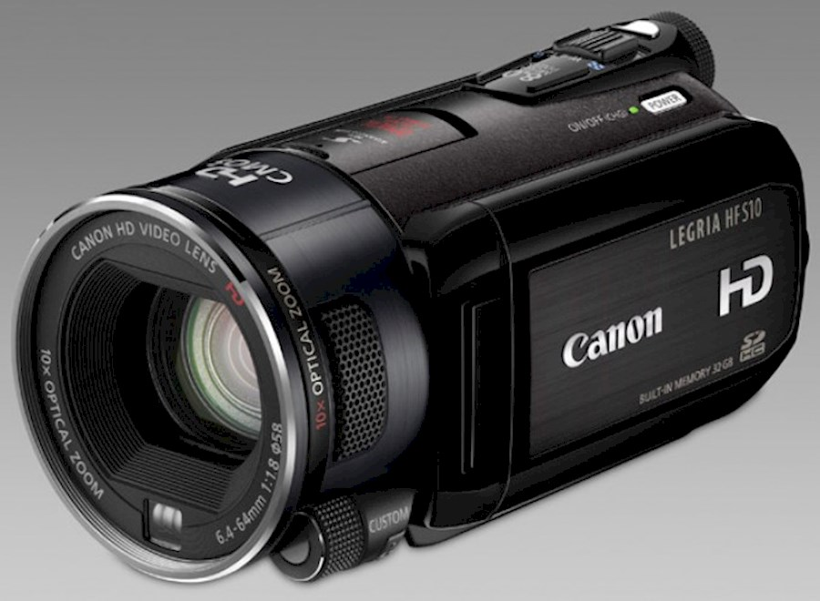 Rent Canon HF-S10 from Jurriaan