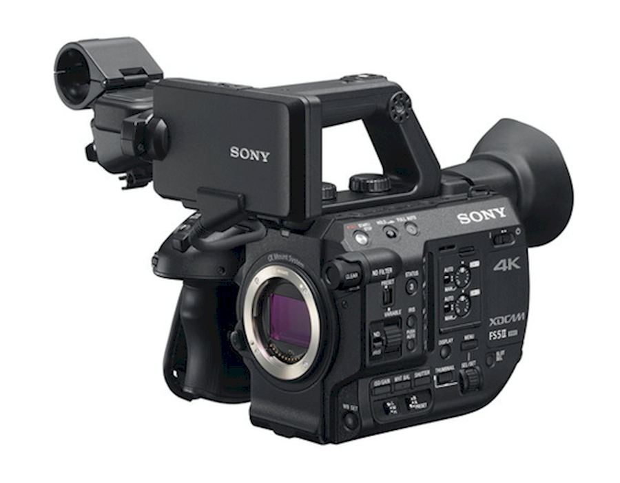 Rent a Sony FS5 mark II camera body in Delft from Joey