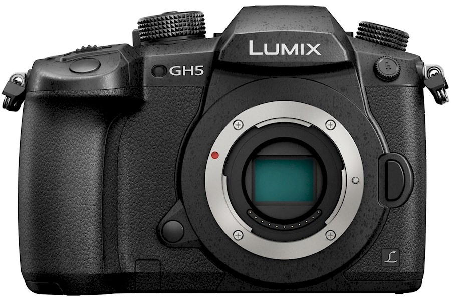 Rent a Panasonic Lumix GH5 camera body in Delft from Joey