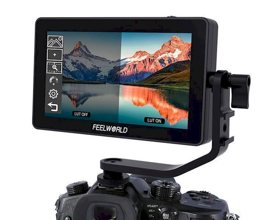 Rent a Feelworld F6 mini HDMI monitor in Antwerpen from VOF Of My Life