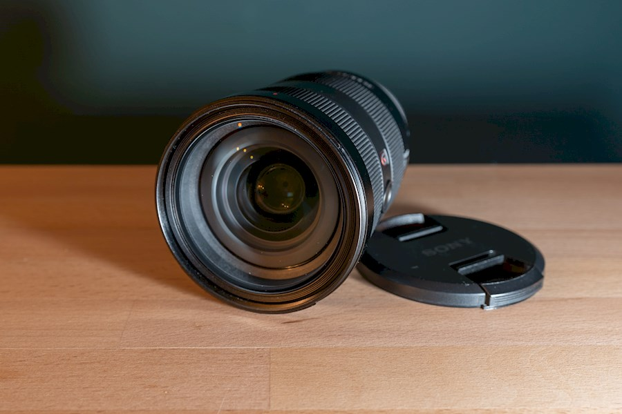 Rent a Sony 24-70 f2.8 GM in Lisserbroek from Dave