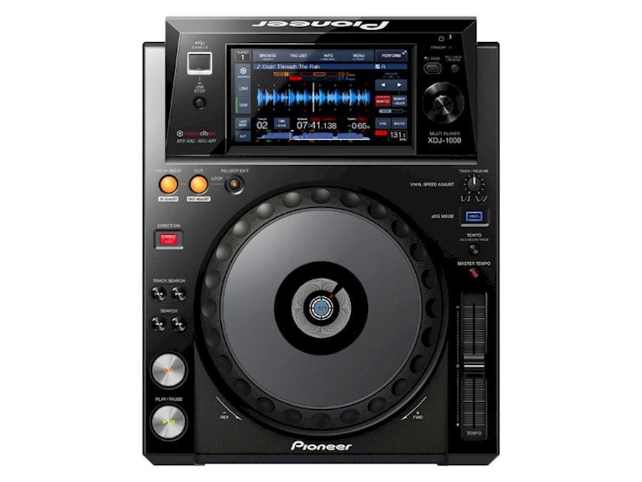 Rent Pioneer XDJ 1000 from Damian