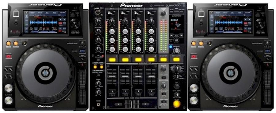 Rent DJ Set - 2x XDJ 1000 1... from Damian