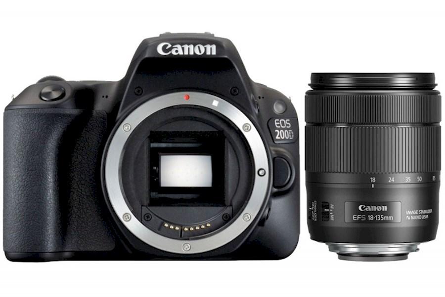 Rent a Canon EOS 200D + 18-55 mm & 50 mm lenses in Utrecht from Benjamin