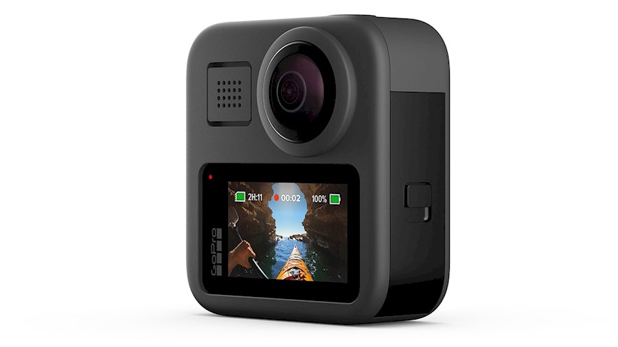 Rent GoPro MAX from Thomas