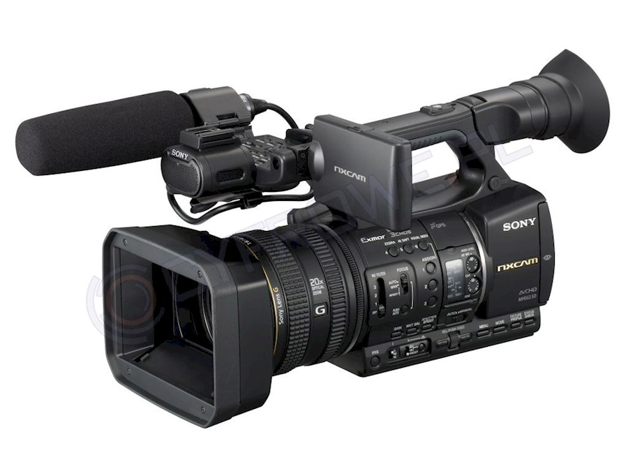Rent a Sony HXR-NX5E in Amsterdam from Thomas