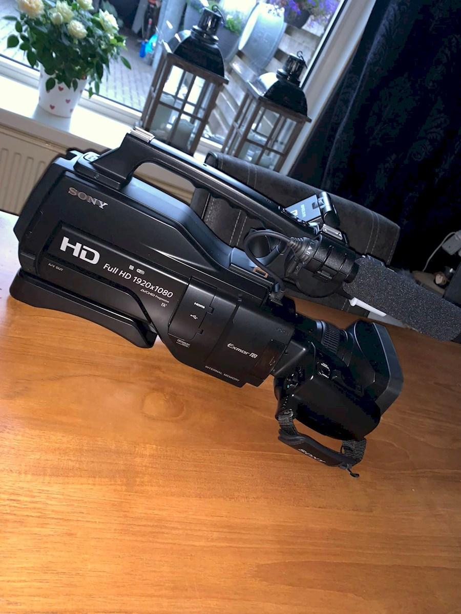 Huur Sony  HXR-2500E van Sybren