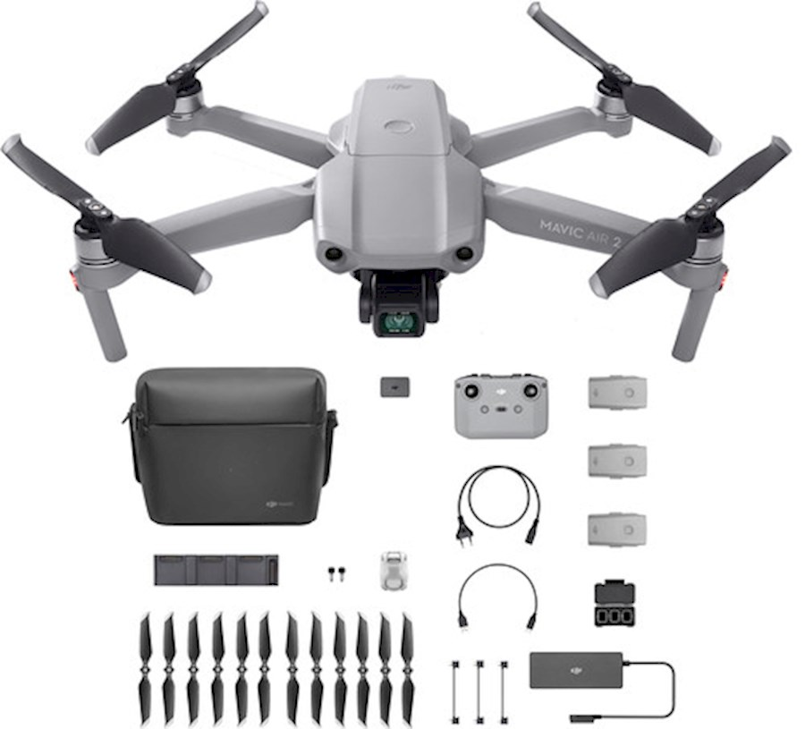 Rent Drone DJI Mavic Air 2 ... from Seger