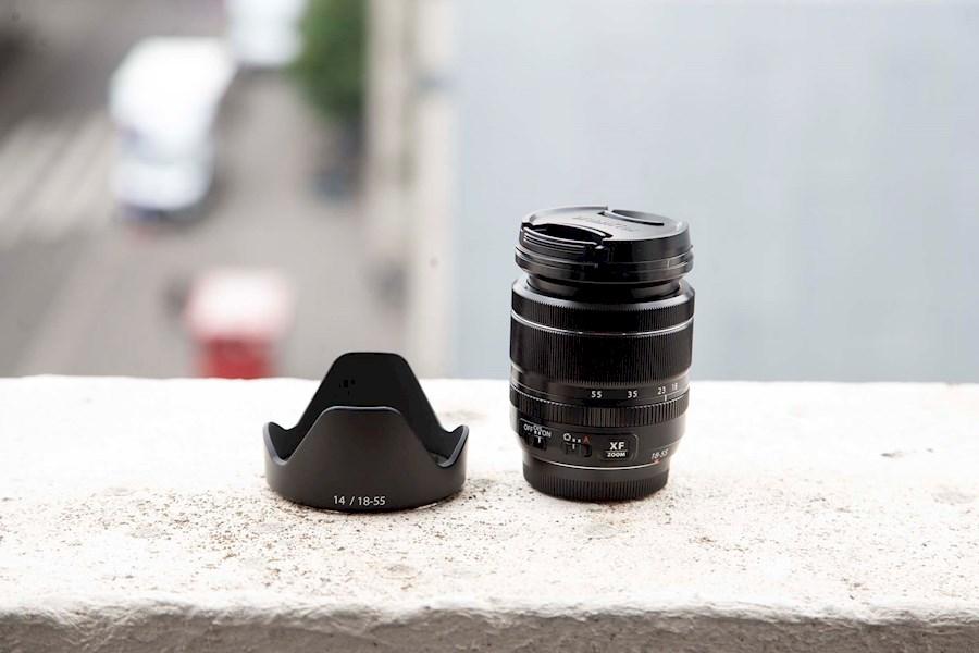 Louez Fuji XF 18-55mm F2.8-4... de Kevin