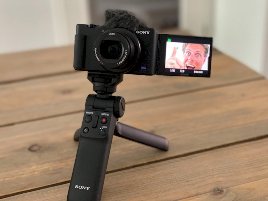 Rent SONY ZV-1 Vlogcamera (... from Jelle