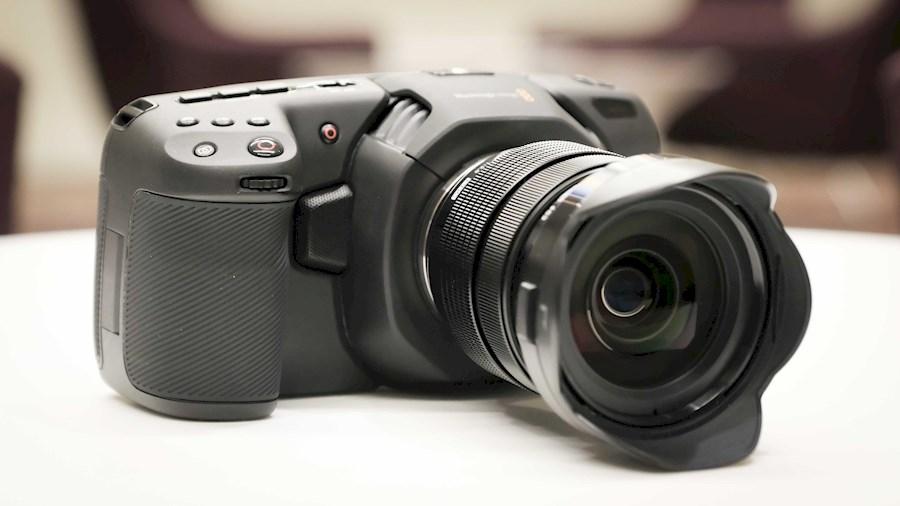 Rent a Blackmagic Pocket Cinema Camera 4K in Voorschoten from Atze