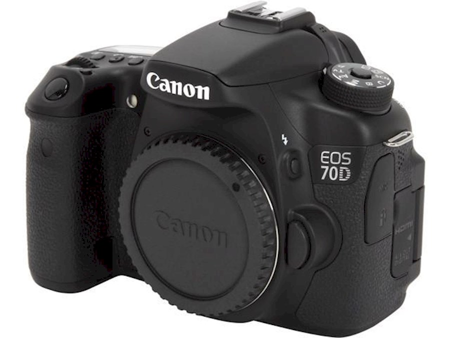 Rent a Canon 70D - body in Barendrecht from Gerard