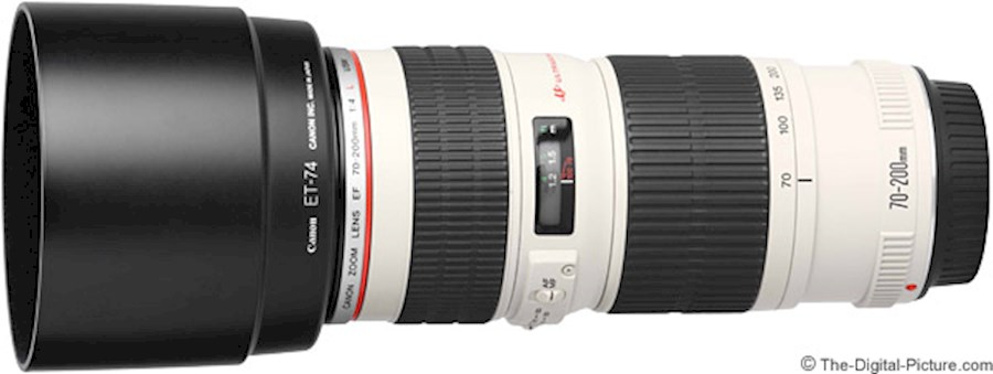 Rent Canon EF-70-200mm F/4L... from Gerard