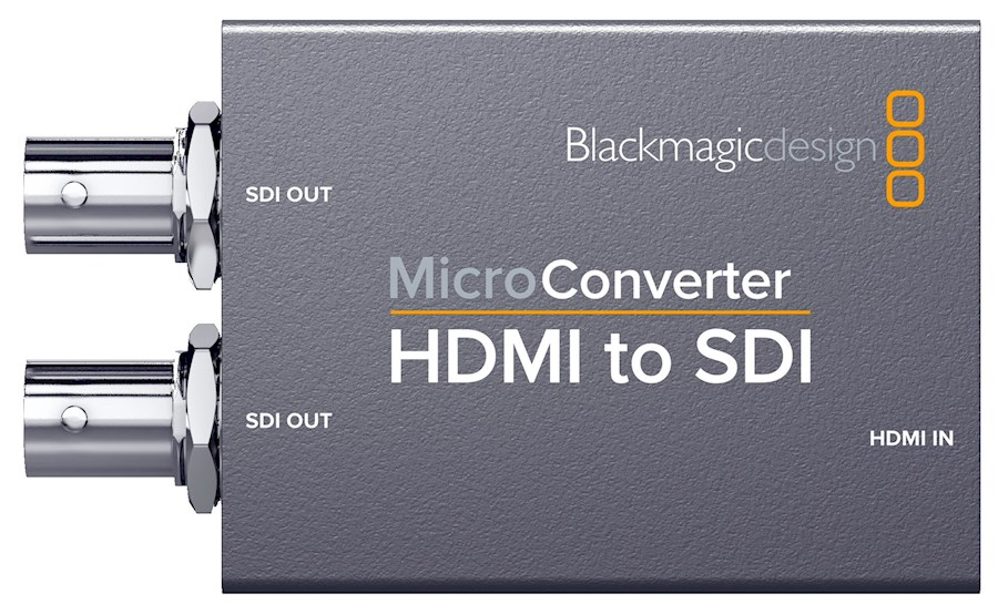 Rent Blackmagic micro  HDMI... from JC MUSIC, LICHT EN GELUID