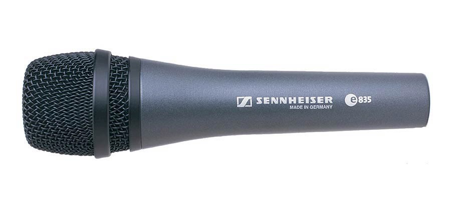 Rent Sennheiser e835 microfoon from Tijs