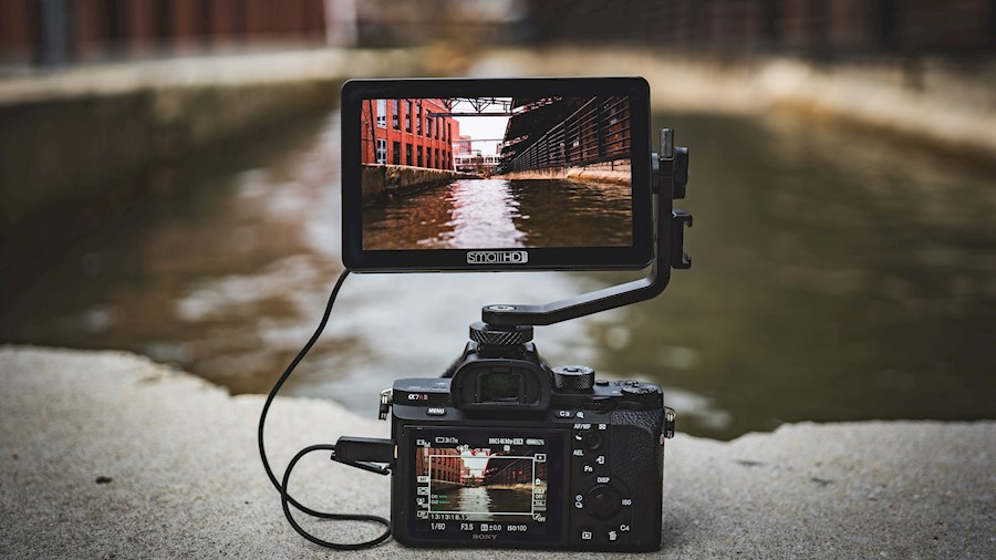 Rent SmallHD Focus 5 from Sido