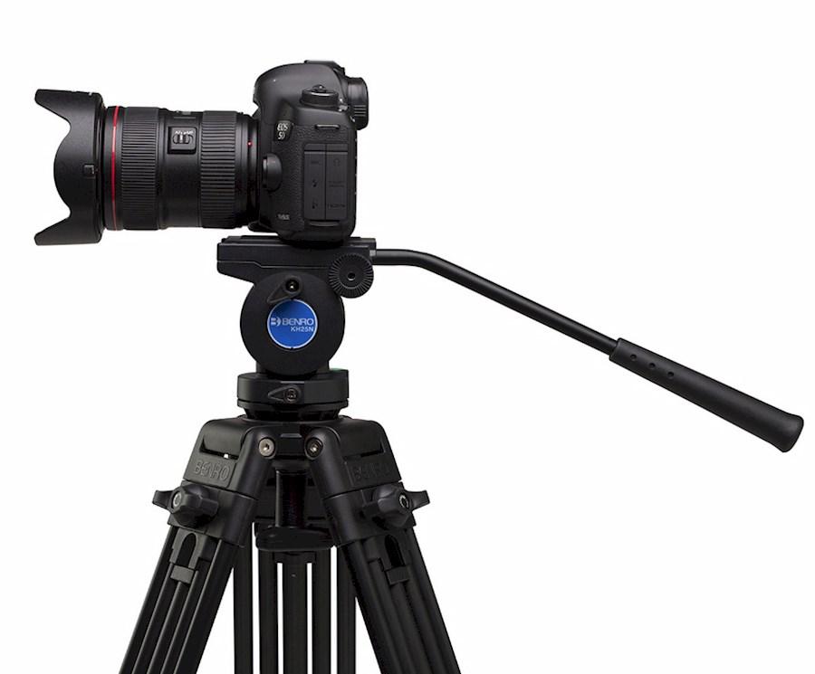 Rent BENRO KH25N VIDEOSTATIEF from SHOTS VAN ALEMAN