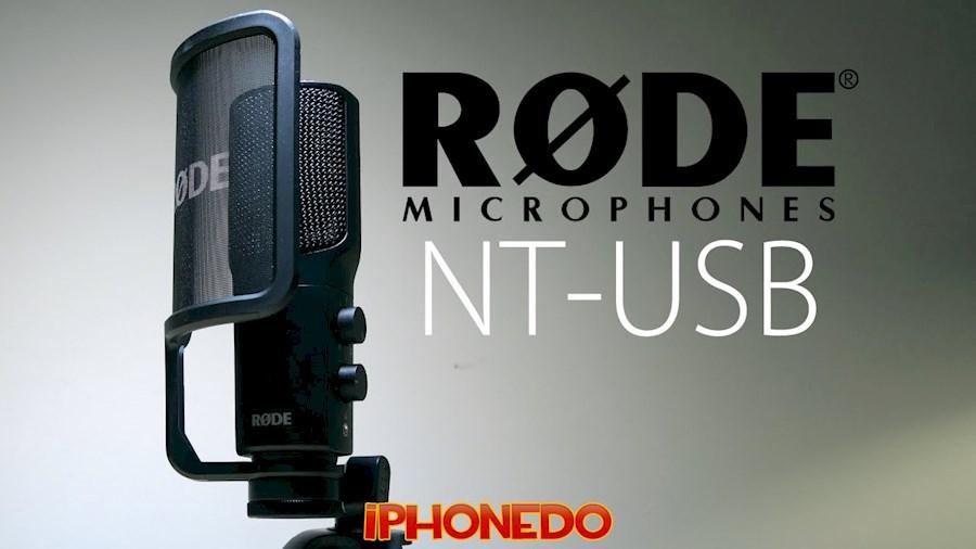 Rent Rode NT-USB from Sjardi Djoy
