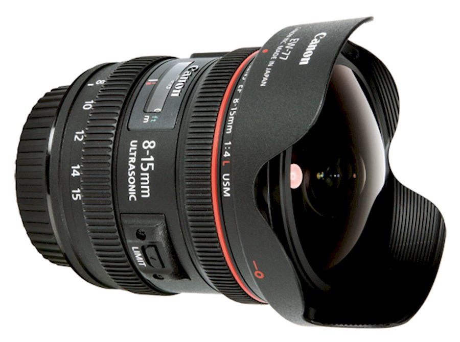 Rent a CANON EF 8-15MM F/4.0 L USM FISHEYE in Utrecht from Ivo