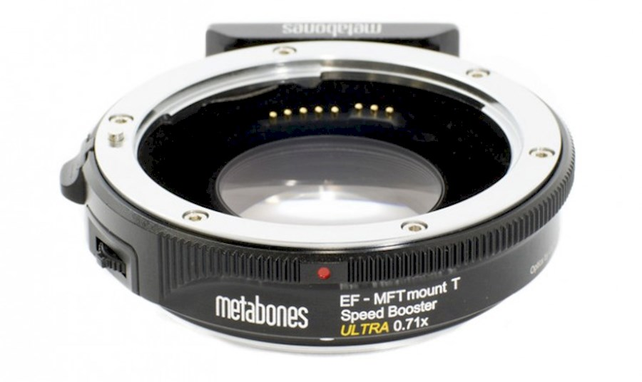 Rent a Metabones Adapter Canon EF - E-Mount T Speed  Booster Ultra II 0,71x in Rotterdam from Koen