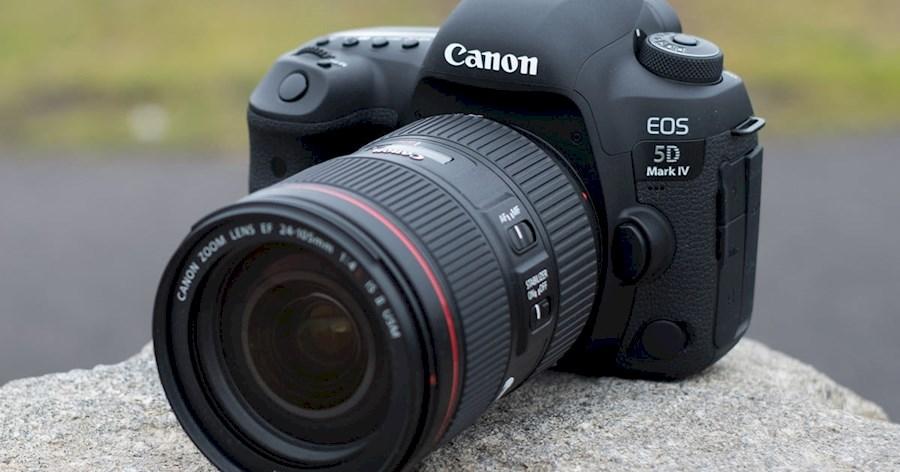 Rent Canon 5D Mark4 from MUISMEDIA B.V.
