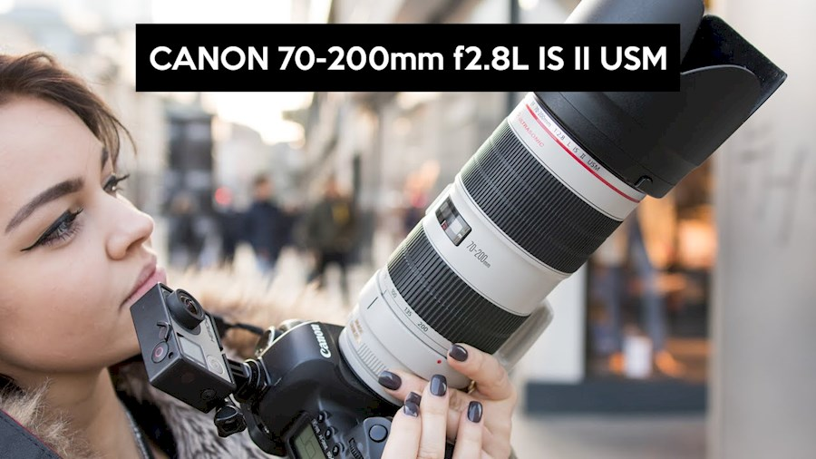 Rent CANON EF 70-200MM F/2.... from MUISMEDIA B.V.