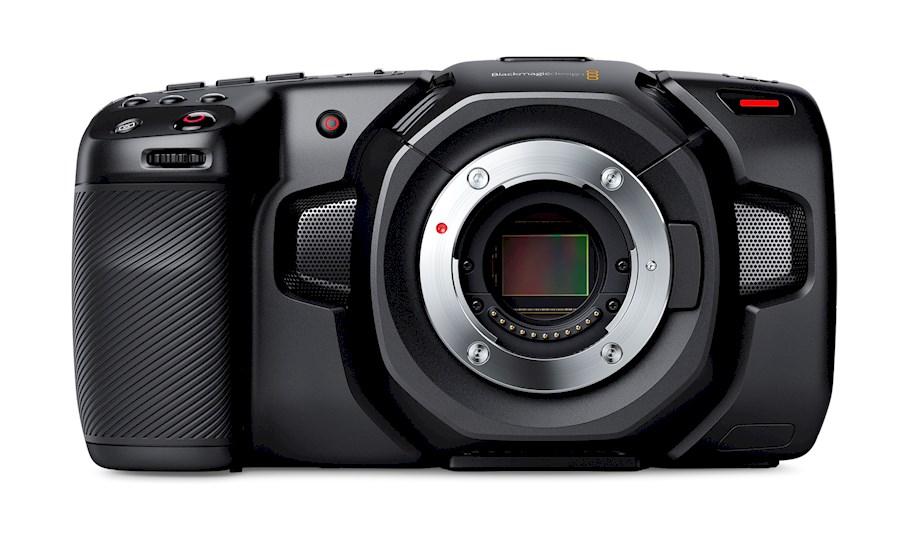 Rent a Blackmagic Pocket 4K Cinema Camera in Middelburg from Mitchel