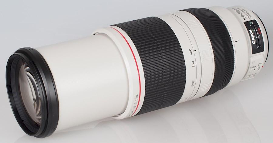 Huur Canon 100-400 MkI van Michael
