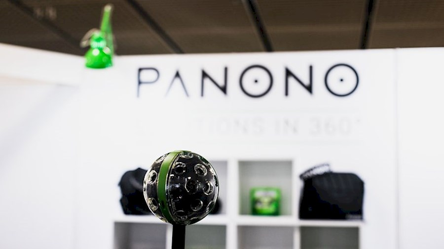 Rent Panono 360° foto camer... from Nick
