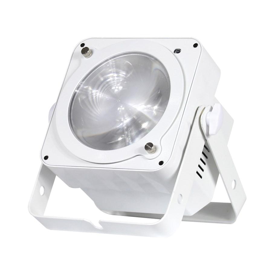 Huur een 2x kleuren LED spot/uplight 32W + DMX-controller in Pijnacker van Collin