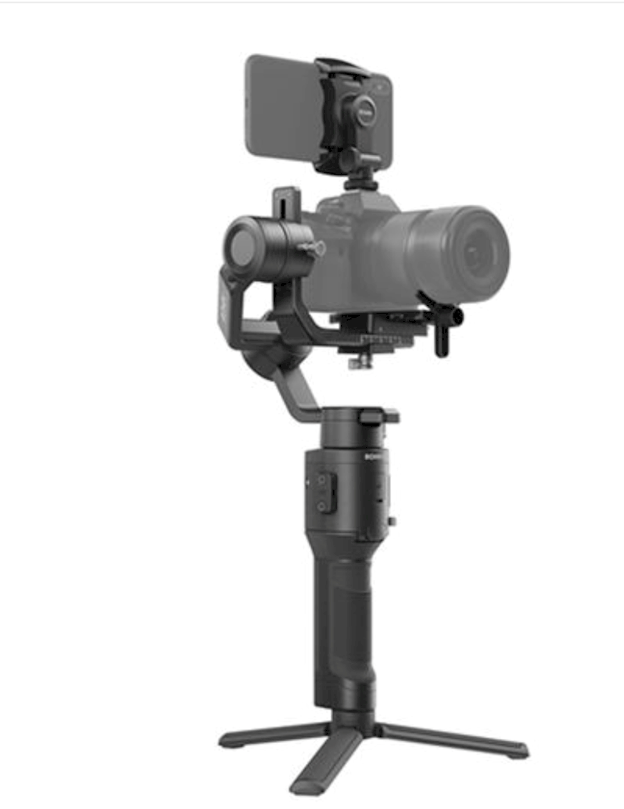 Rent DJI Ronin cs from Marleen