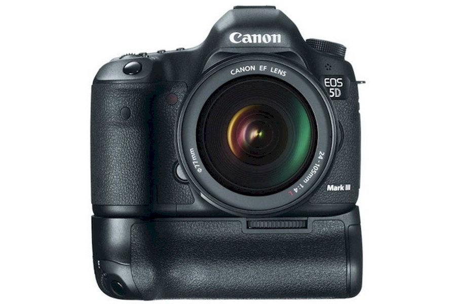 Rent a canon 5D MK IV + Battery Grip in Dordrecht from Giovanni