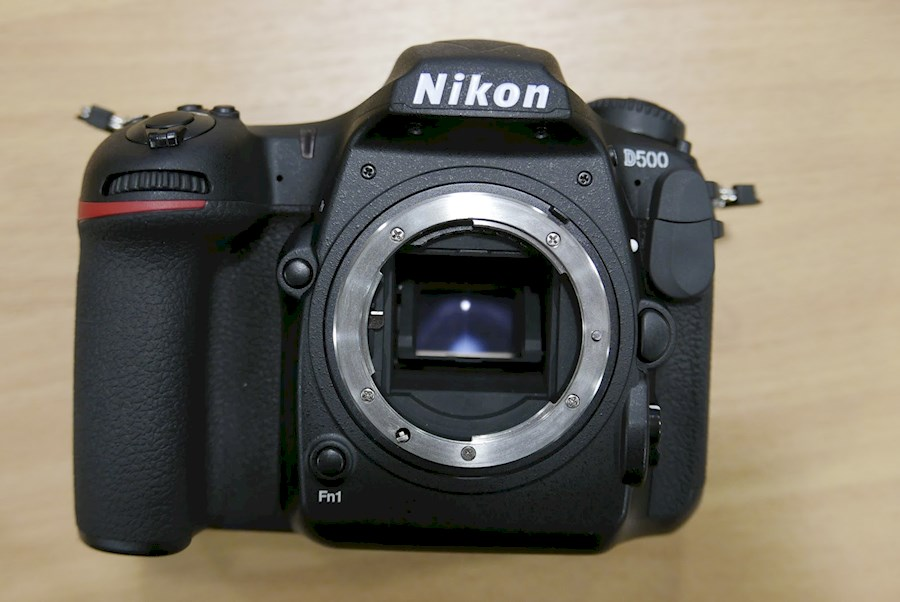 Rent a Nikon D500 in Kontich from Bruno