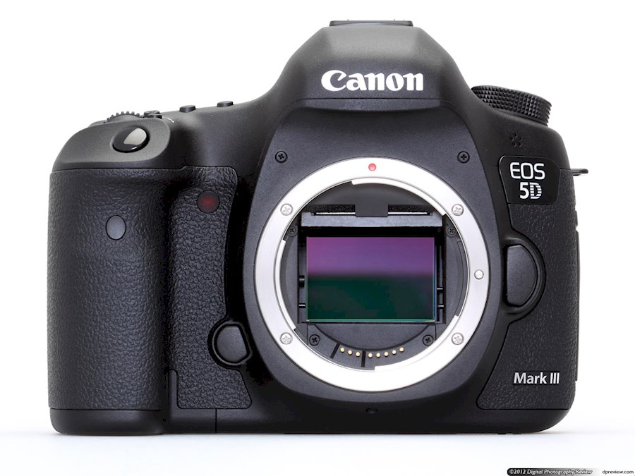 Rent a Canon 5D mark 3 in Eindhoven from Tom