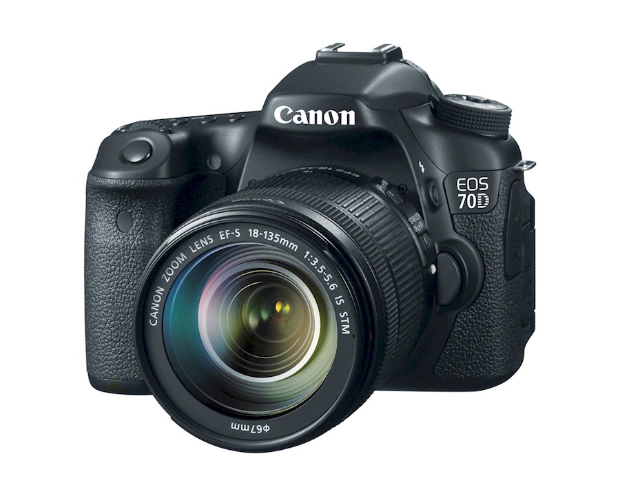 Rent a Canon EOS 70D in Poortugaal from Timo