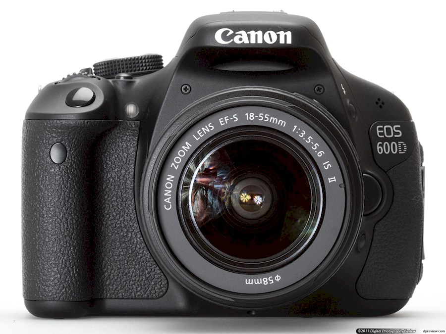 Rent Canon EOS 600D from Timo