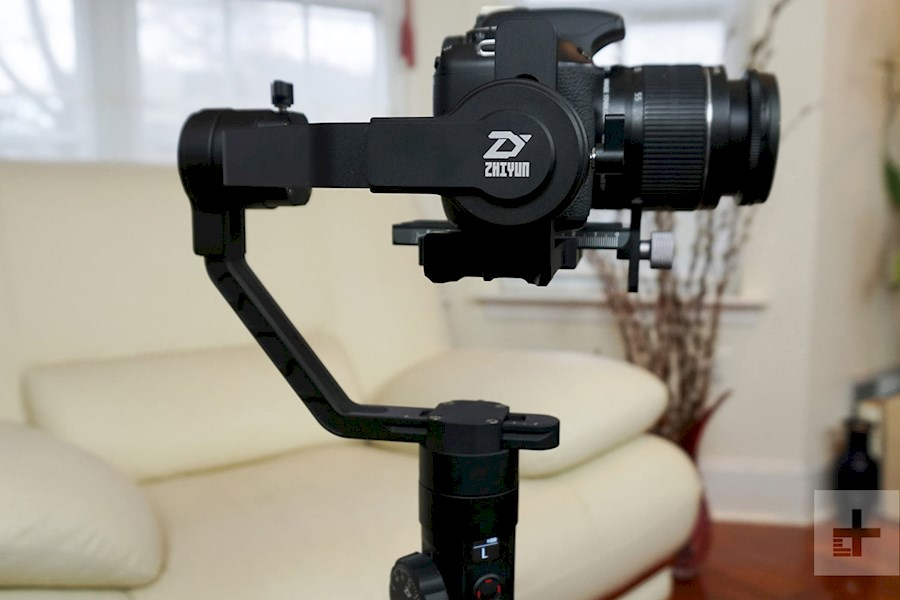 Rent Zhiyun Crane 2 from Atze