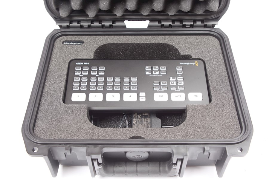 Rent Blackmagic ATEM mini from Abdullah