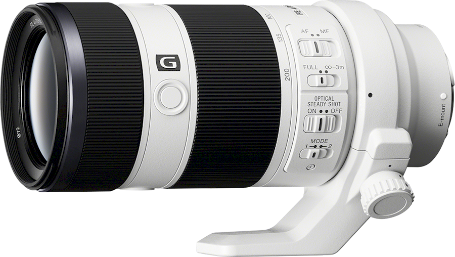 Rent Sony FE 70-200mm F4 G OSS from Jeroen