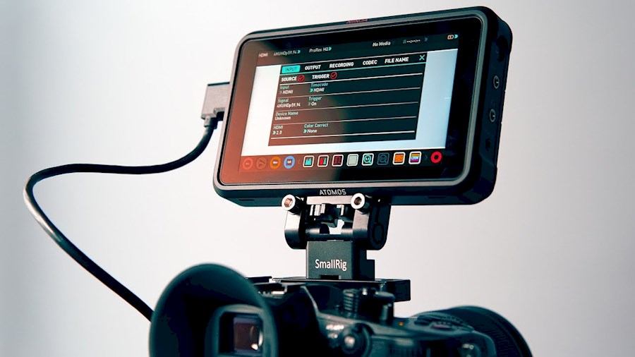 Rent Atomos Ninja v 4K  10/... from Guy