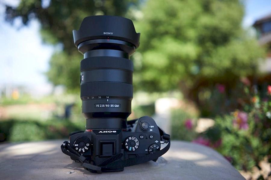 Huur Sony FE 2.8 16-35mm GM van Bruno