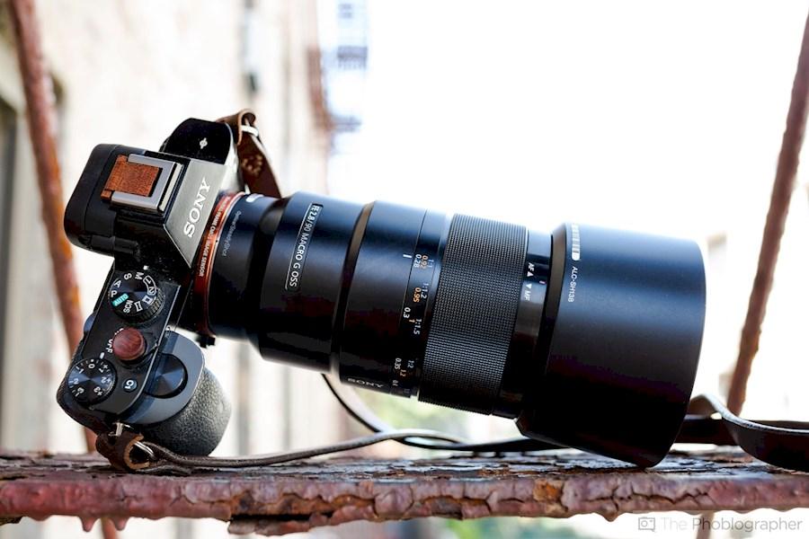 Huur Sony FE 2.8 90mm G OSS... van Bruno