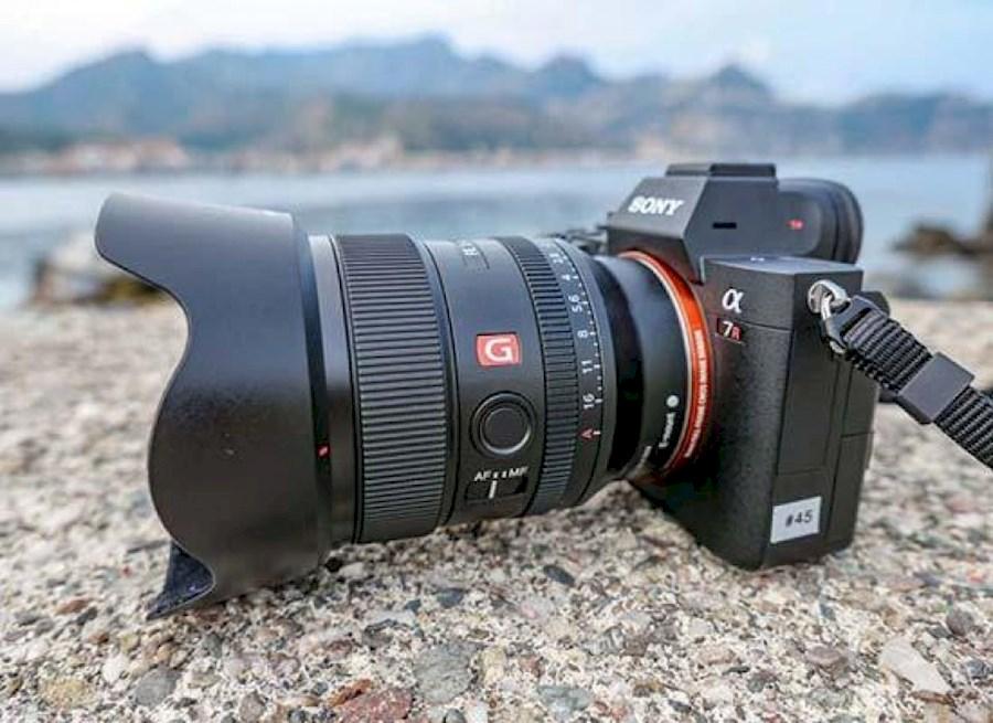 Huur Sony FE 1.4 24mm GM van Bruno