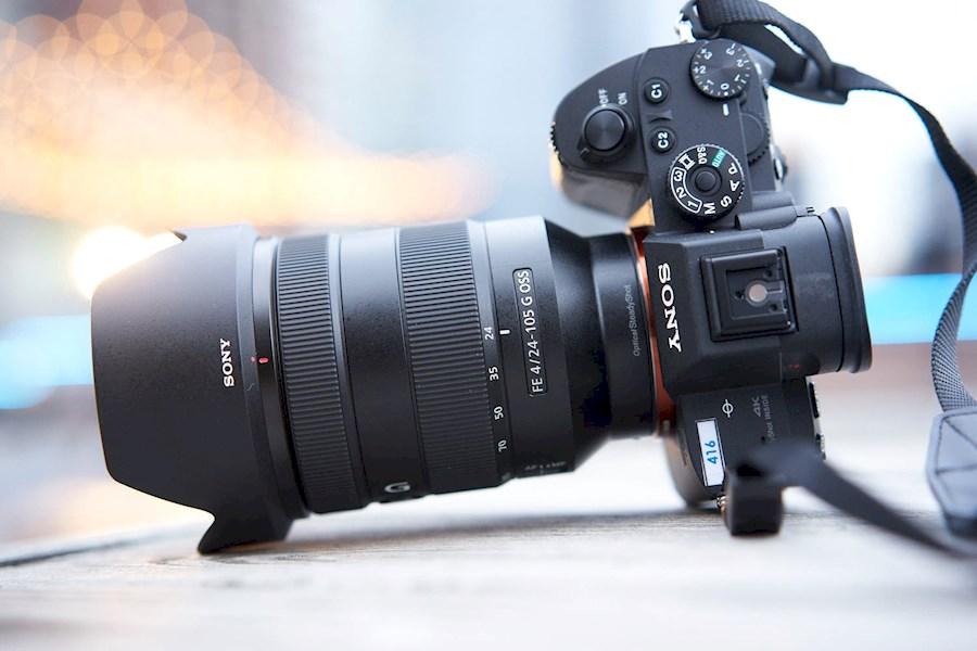 Huur Sony 24-105mm F4 OSS van Bruno