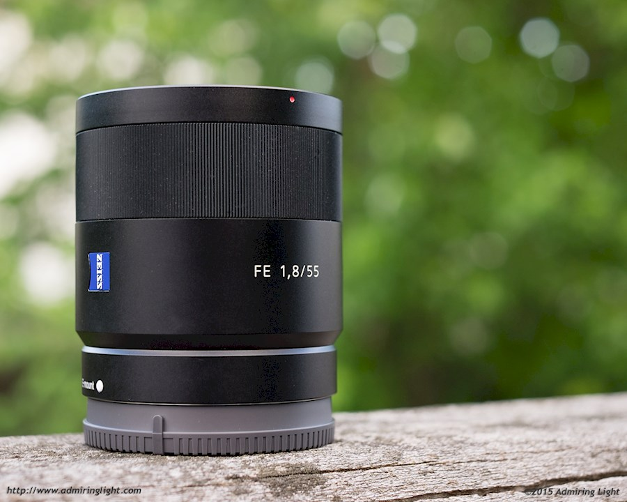 Rent Sony FE 1.8 55mm from Bruno